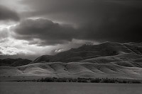 Hills and Storm - Highway 97, Northern California (8755 bytes) www.jeffkrewson.com